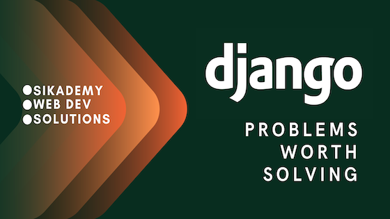 Solution to How Token Authentication is implemented in Django REST Framework for Django 3.x.x and Django 2.x.x - Sikademy