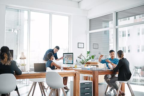 Sikademy helps companies and organization rebrand